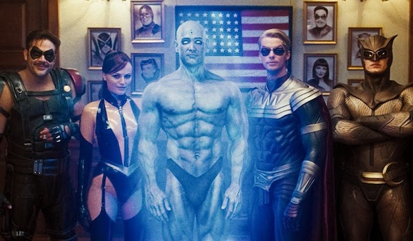 Brief News: WATCHMEN & TREADSTONE TV Series Ordered; OUTLANDER: S4 Premiere Date, TOMMYKNOCKERS Update, & More